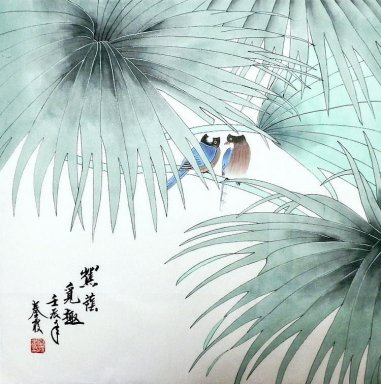Birds - Chinese Painting