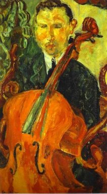 The Cellist Serevitsch