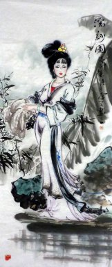 Xi Si - Chinese Painting