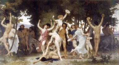 La Jeunesse de Bacchus (The Youth of Bacchus)