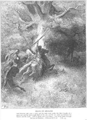 The Death Of Absalom