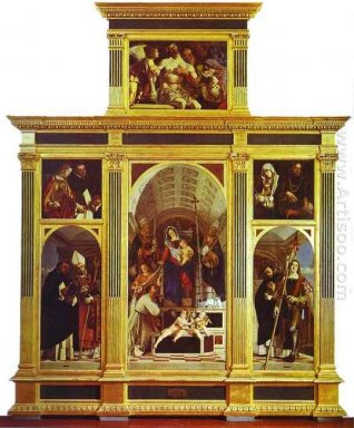 St Dominic Polyptych