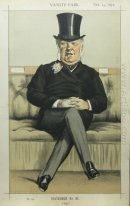 Caricature de Henry William Eaton M P