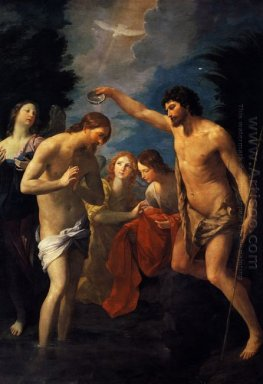The Baptism Of Christ 1623