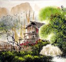 Farmhouse - Chinese Painting