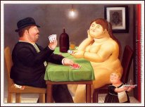 The Card Player 1988
