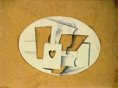 Still Life With Ace Of Hearts 1914
