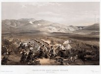 Charge of the Heavy Cavalry Brigade, 25th Octomber 1854