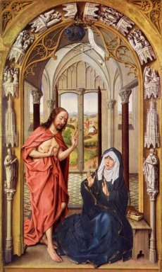 Christ Appears To Mary 1430
