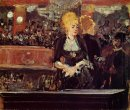 study for bar at the folies bergere 1882