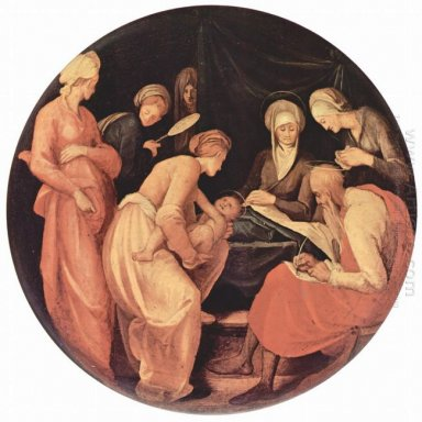 Birth Of John The Baptist 1526