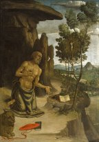 St Jerome in der Wildnis