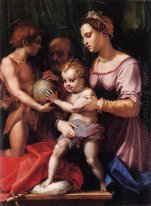 Holy Family (Borgherini)