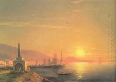 The Sunrize In Feodosiya 1855