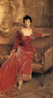 Mrs Hugh Hammersley 1893