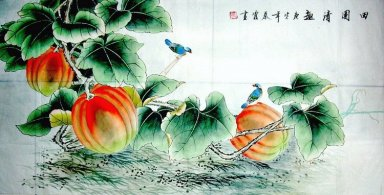 Rural - Chinese Painting