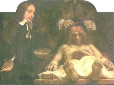 Anatomy Of Doctor Deyman 1656