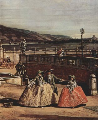 The Imperial Summer Residence Courtyard 1758 1