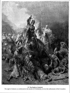 The Battle Of Antioch