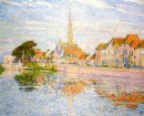 The Quay At Verre Zeeland 1906