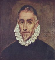 An Elderly Gentleman 1590s
