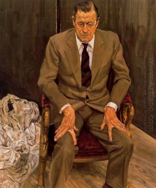 Man In A Chair 1985