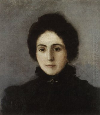 Portrait Of Sanduht 1898