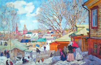 Spring Sunny Day 1910