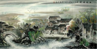 Watertown - Chinese Painting