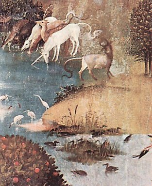 The Garden Of Earthly Delights 1516 7