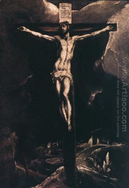 Christ on the Cross 1585-90