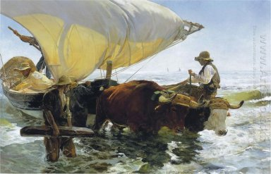Return From Fishing 1894