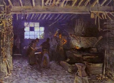 forge at marly le roi 1875