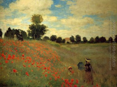 Poppies Di Argenteuil