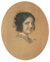 Portrait of the daughter Mary Stuck