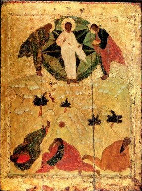 transfiguration of jesus 1405