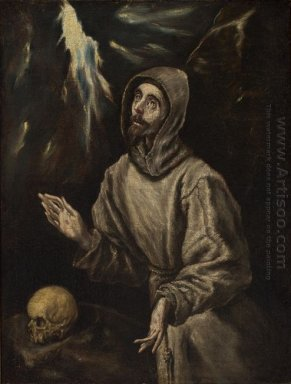 The Ecstasy Of St Francis Of Assisi