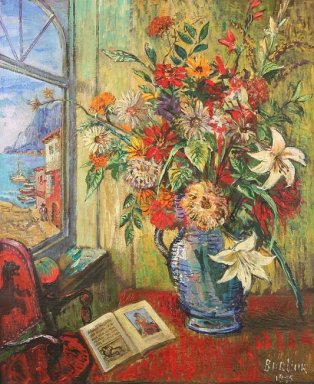 Flowers By The Sea 1945