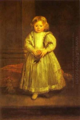 portrait of clelia cattaneo daughter of marchesa elena grimaldi