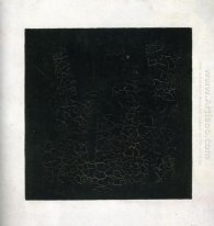 Black Suprematistic Square 1915