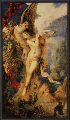 Perseus And Andromeda 1869