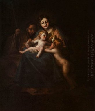 Oil The Holy Family
