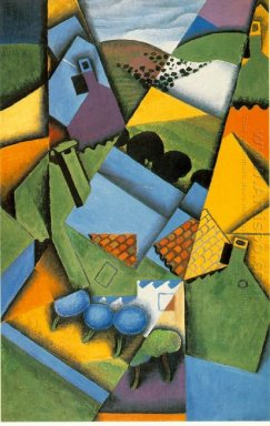 Landscape With House At Ceret 1913