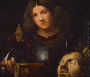 David With The Head Of Goliath 1510
