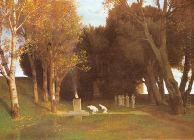 the sacred grove 1886