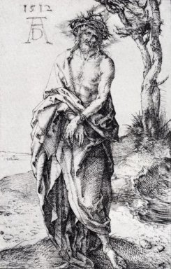 man of sorrows with hands bound 1512
