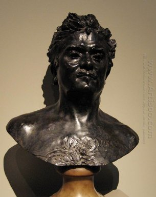 bust of honor de balzac