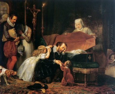 rubens mourning his wife
