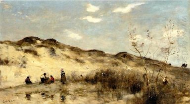 A Dune At Dunkirk 1873
