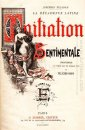 Front Cover of Joséphin Péladan's Novel 'Initiation Sentimentale